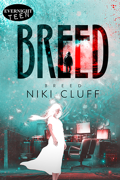 Young Adult Novel, Niki Cluff Books Author of Instinct Dystopian Teen Romance SciFi writer Breed Novels